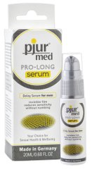 Prolonger - pjur med Prolong serum 20 ml