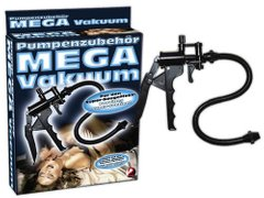 Pump handle - Mega Vakuum Schere