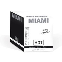 Женские духи - HOT Pheromon Parfum MIAMI sexy woman